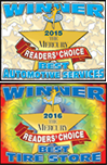 Reader's Choice Best Automotive Services